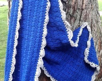 Handmade Crochet Shawl