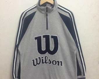Vintage 90's Wilson Athletic Sweatshirts