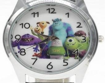 Monsters University Watch