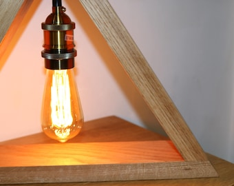 The A-Lamp with filament bulb