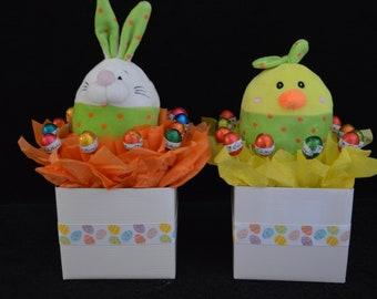 Eggbert Easter Cadbury Box