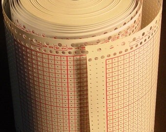 Blank Punchcard -4.5mm For Brother/Singer Knitting Machine