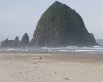 "Haystack Rock,Canon Beach, Oregon. The ""Goonies "" beach!!"