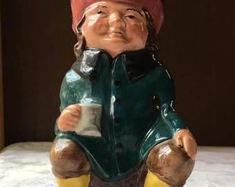 Vintage Cooper Clayton Toby Figural Mug by Sterling England