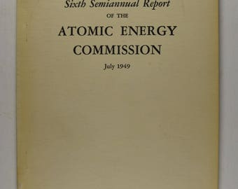 Effects Of Radiation By The Atomic Energy Commission July 1949