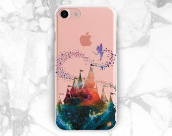 Disney Castle Tinkerbell Tinkerbell iPhone 7 iPhone 8 case iPhone 8 plus case iPhone X case iPhone X iPhone 7 case iPhone 7 plus case iPhone