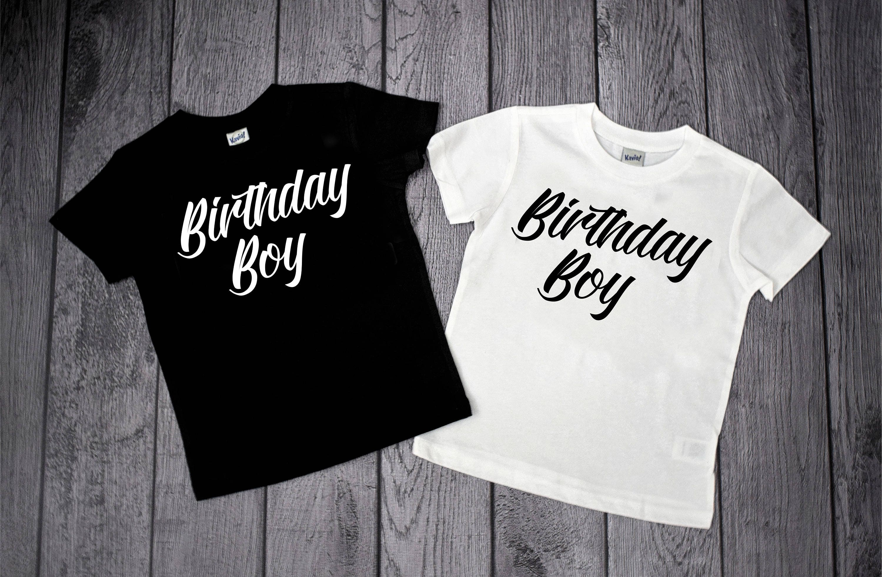 2 Year Old Birthday Boy Shirt Birthday Boy Shirt Boys 2nd Birthday