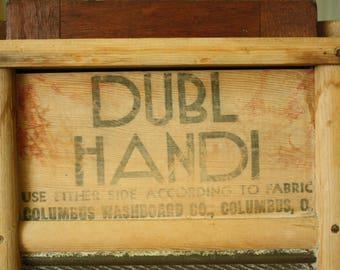 Dubl Handi wash board