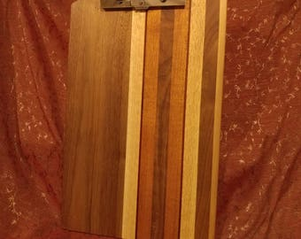 Beautiful Wooden Clipboard
