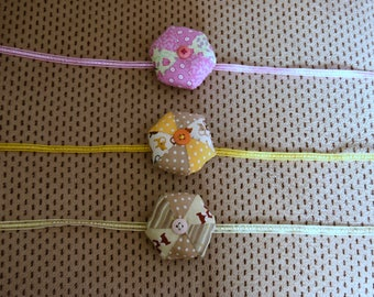 Small Pin Cushion for Wrist