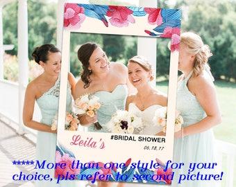 Wedding Bridal Shower Favors Rustic Bridal Shower Sign Photo Prop Bridal Shower Game Decor Bridal Shower Gift bridal shower props