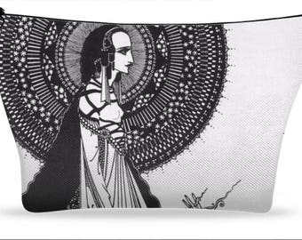 Harry Clarke Illustration for E. A. Poe.- Zippered Pouch