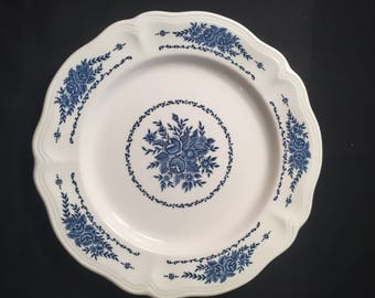 Mayhill Federalist dinner plate Ironstone Made in Japan
