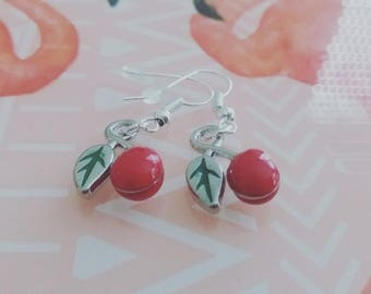 Summer fruit Stud Earrings