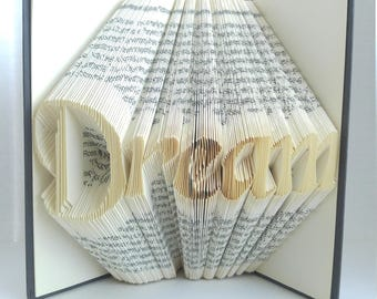 Book Fold - Dream