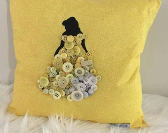 Princess Belle Cushion