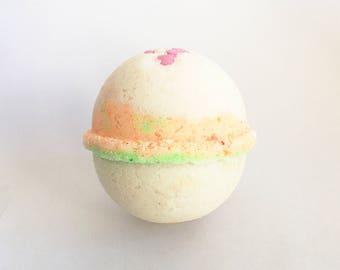 Strawberry Cotton Candy | Bath Bomb