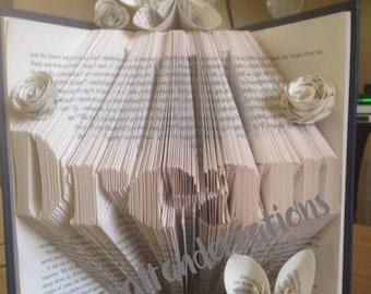Dream book folding pattern