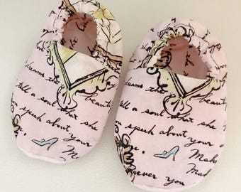 A Dream Is A Wish Your Heart Makes Booties