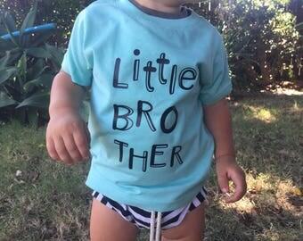little bro shirt, little brother shirt, little brother, new little brother, lil brother, lil bro shirt, sibling shirts