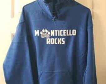 Monticello Rocks Hoodie