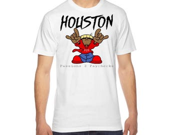 Unisex H-Town #4 KND T Shirt