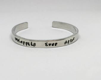 Happily Ever After - Cuff Bracelet