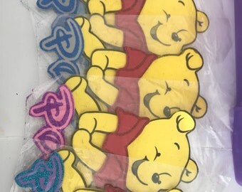 Pooh cut outs