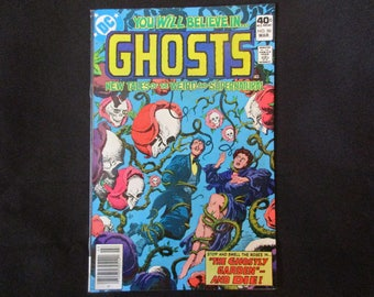 Ghosts #86 D.C. Comics 1979