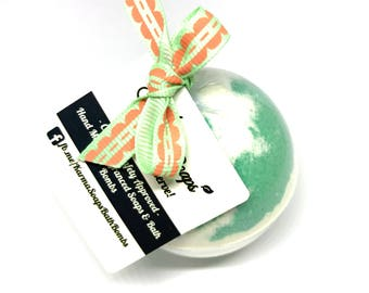 Apple Fragrance Bubble Bath Bath Bomb