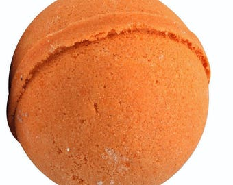 Orange Scented Bath Bomb