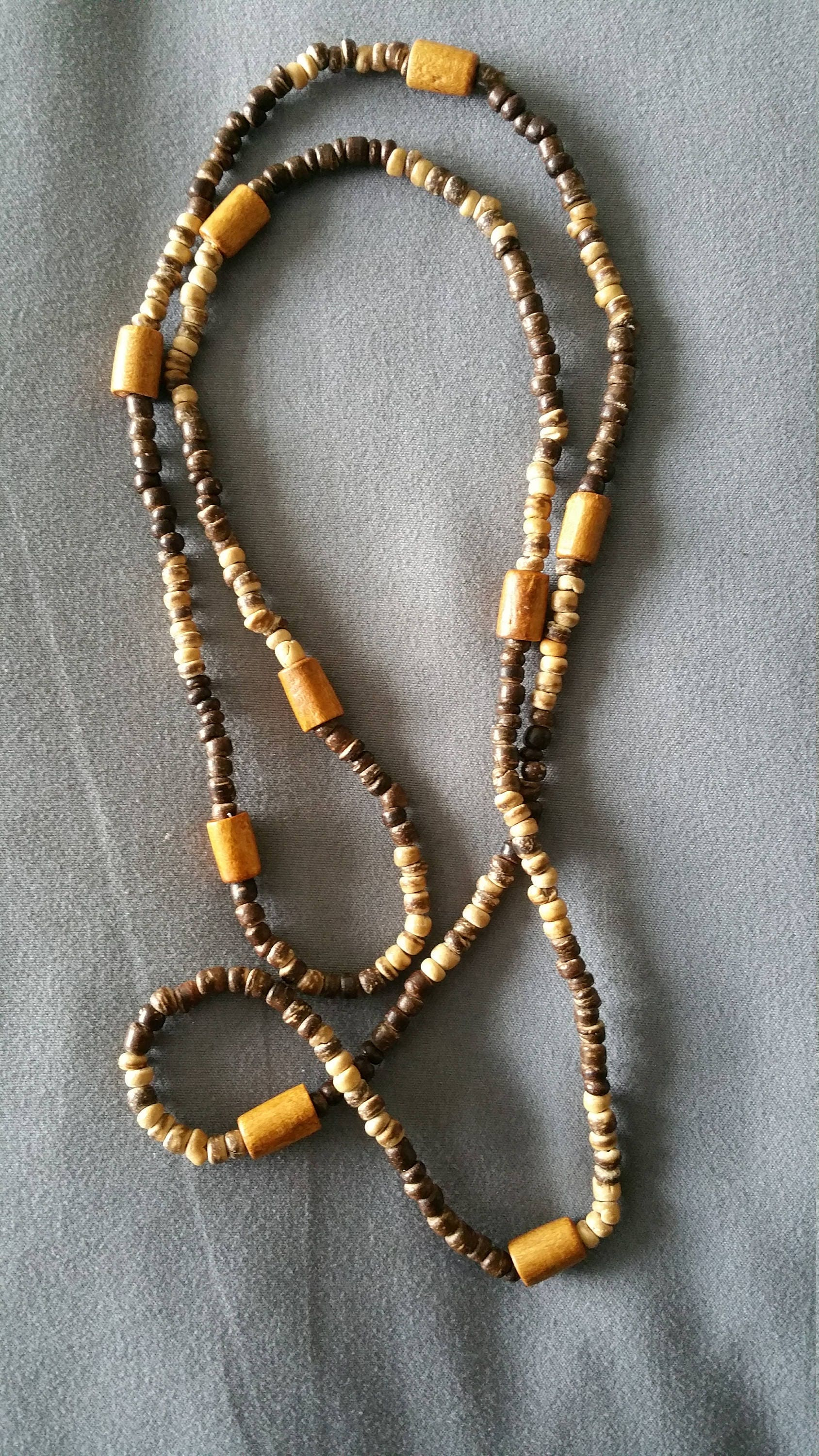 simple jewellery to bead clay make how tutorial projects pictures with jewelry three cord necklace cut leather a free beaded img on polymer