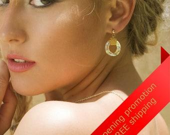 Swarovski Hoop Earrings, Swarovski Hoops, Swarovski Earrings, Swarovski Crystal Earrings, Swarovski Crystal Stones, swarovski Cosmic Ring