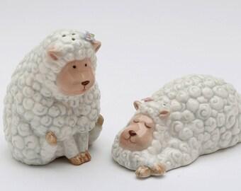Sheep Salt and Pepper Shaker Set (20766)
