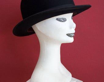 Vintage 50's bowler hat