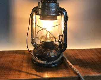 Wall Mounted Paraffin Lamps : Paraffin lamp Etsy