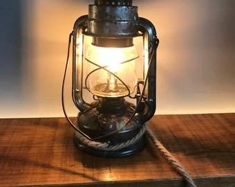 Paraffin lamp Etsy