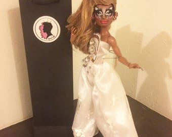 Ooak Shea Coulee drag doll (SOLD)