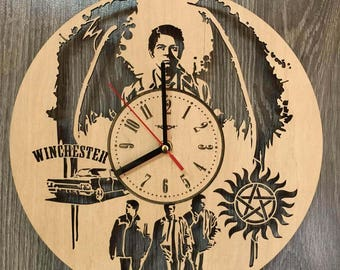 Winchester Clock Etsy