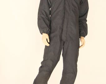 police issue rip stop riot coveralls/boiler suit
