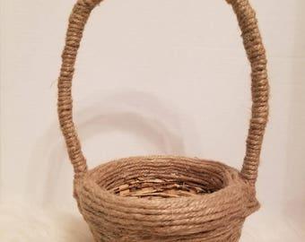 Small Jute basket