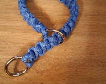 Dog collar   slip knot