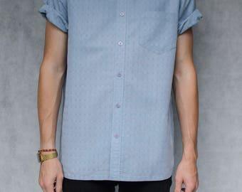 Vintage Mens Shirt Size M