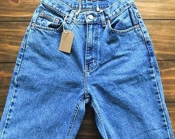 GRAND OPENING SALE 90s Calvin Klein Jeans  24 25 inch waist