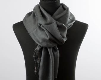 Silk Shawl //220cm X 77cm//