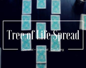 Tree of Life Tarot Reading