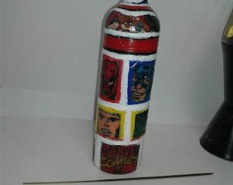 Incese burner  Avenger marvel