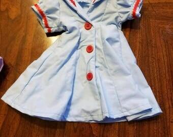 """American Girl Summer Dress for 18"""" Doll"""