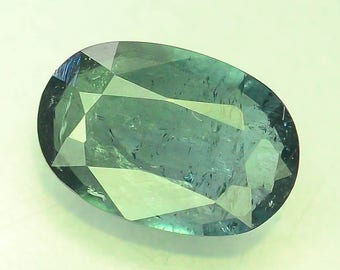 0.95 carats Natural Grandiderite Extremely Rare gemstone from  Madagascar - 7.9*5.3*2.4mm