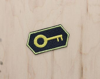 The Lock Out - Marriage Badge Add On - Merit Badge